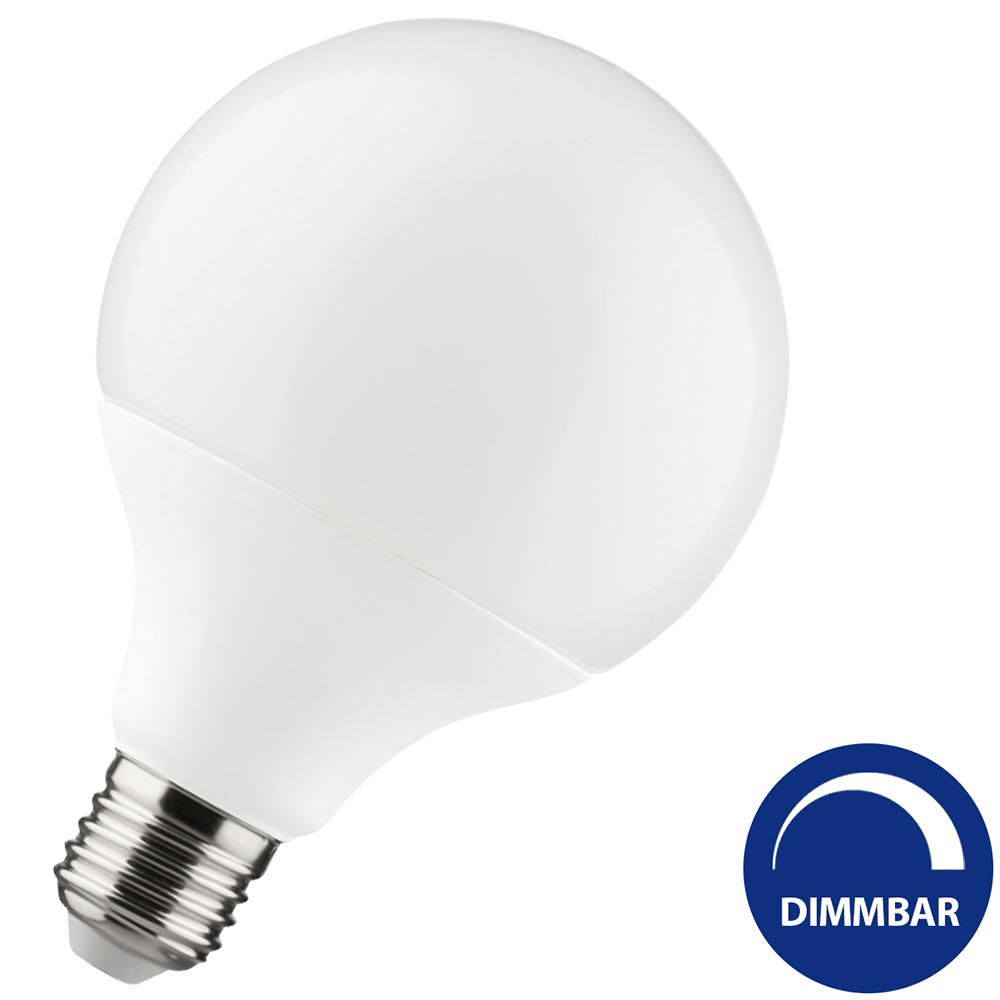 led lampe globe e27 10w 810lm warmwei dimmbar. Black Bedroom Furniture Sets. Home Design Ideas