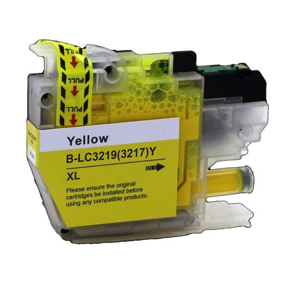 ** Patrone BK3219Y mit Chip, yellow