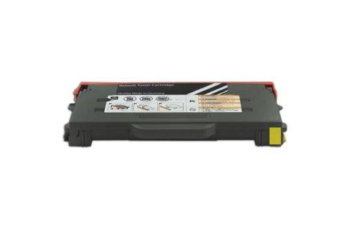 Toner LLX500Y, Rebuild für Lexmark-Drucker, ersetzt C500H2YG