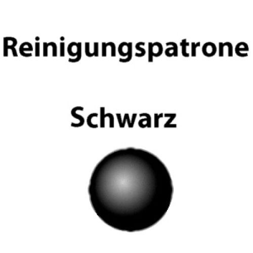 Reinigungspatrone Schwarz, Art TPEc70rbk